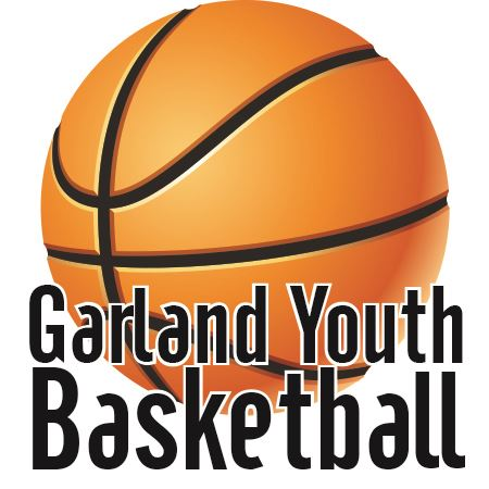 Garland Youth Basketball logo