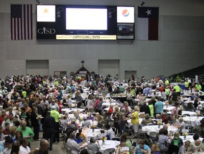 2014 Taste of Garland Event